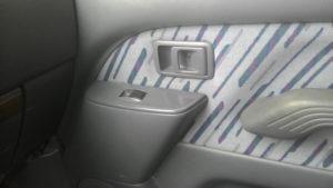 Кнопка стеклоподъёмника у переднего пассажира