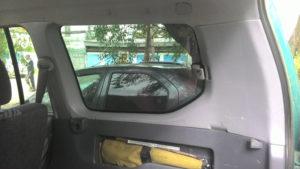 Багажник правый борт
